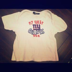 Other - NY Giants Football kids tee unisex
